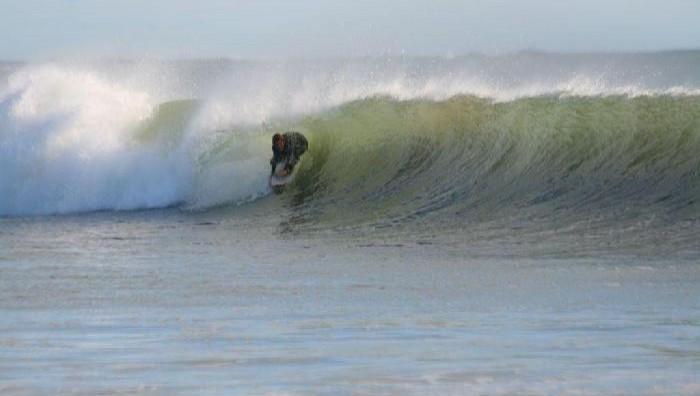 Surf report Vintimille - Italie (IT) 2008-12-14 12:00:00