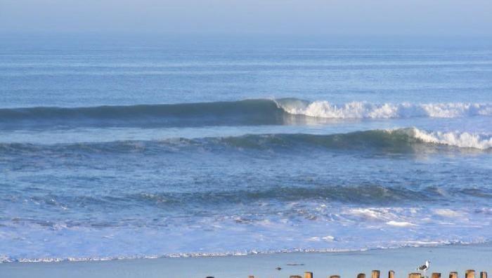 Surf report Gwendrez - France (29) 2008-12-16 12:00:00
