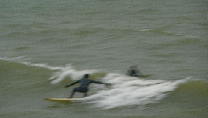 Surf report Le Havre - Les Régates - France (76) 2008-12-20 15:00:00