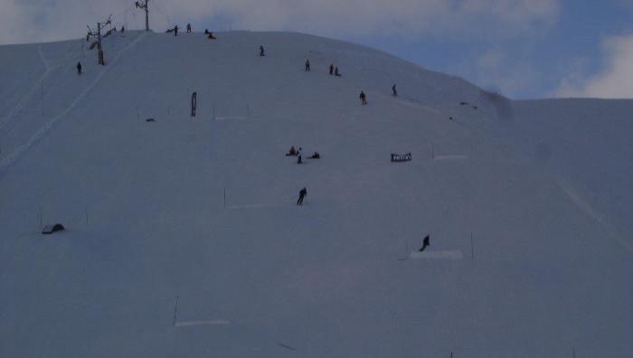 Snow report Saint Lary Soulan - France (65) 2008-12-27 12:00:00