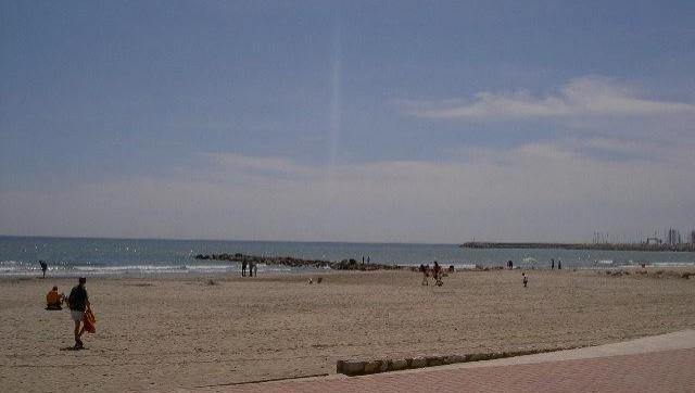 Surf report Palavas-les-Flots - Rive Droite - France (34) 2008-08-13 12:00:00