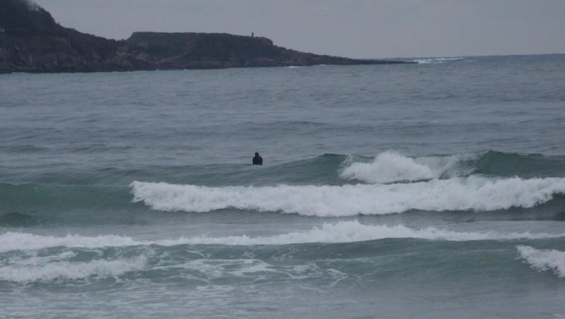Surf report Hendaye - France (64) 2008-11-02 11:00:00