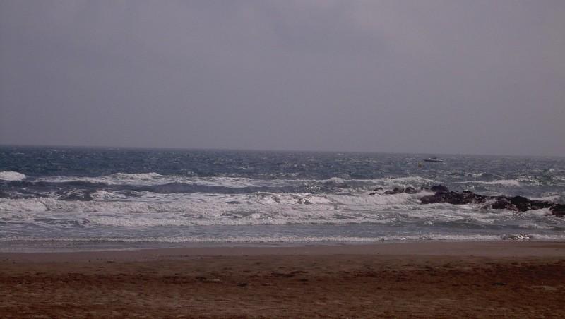 Surf report Palavas-les-Flots - Rive Droite - France (34) 2008-09-05 12:00:00