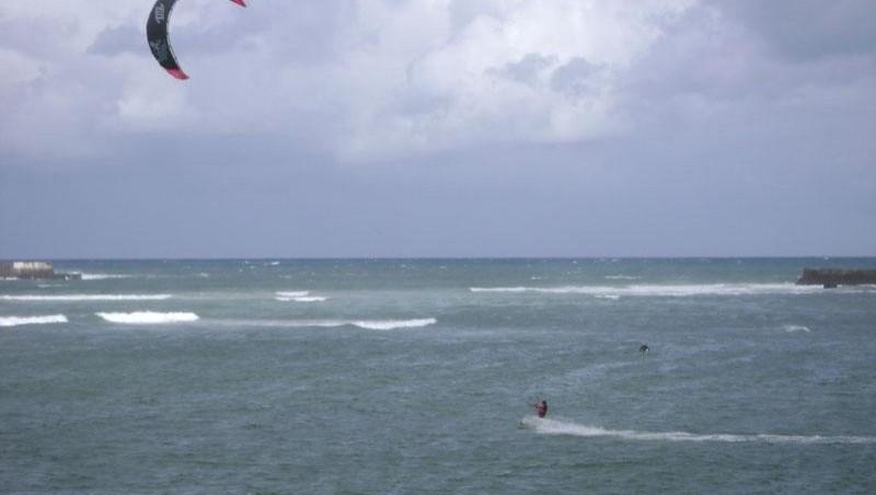 Surf report Sainte Barbe - France (64) 2008-09-13 12:00:00