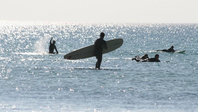 Surf report Gwendrez - France (29) 2008-09-21 12:00:00
