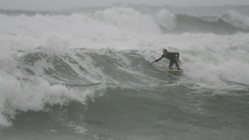 Surf report Gwendrez - France (29) 2008-10-05 12:00:00