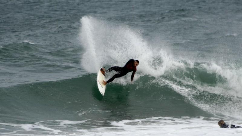 Surf report Capbreton - Les Digues - France (40) 2008-10-07 12:00:00