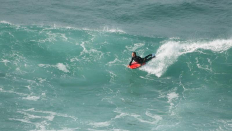 Surf report La Baie des Trépassés - France (29) 2008-10-12 12:00:00
