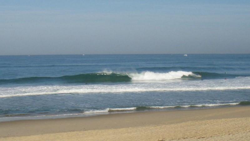 Surf report Capbreton - Les Digues - France (40) 2008-10-20 12:00:00