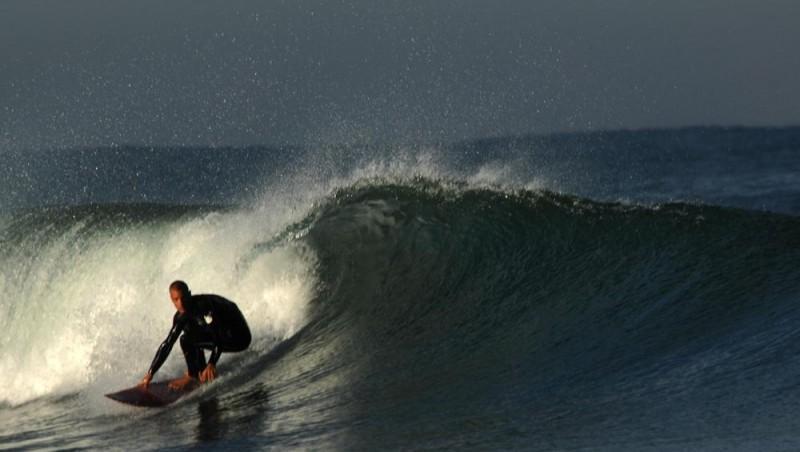 Surf report Capbreton - Les Digues - France (40) 2008-10-24 12:00:00