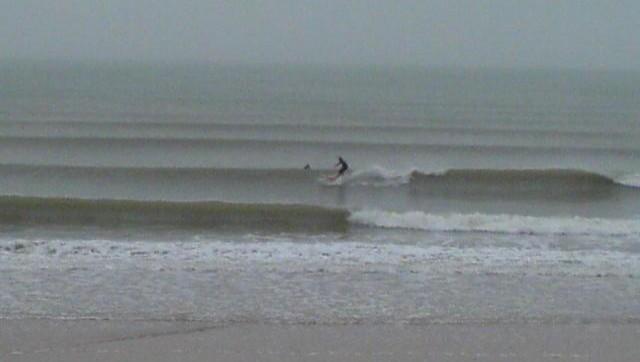 Surf report Grand Village - France (17) 2008-11-03 12:00:00
