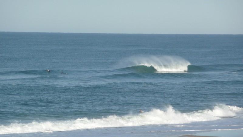 Surf report Cap-Ferret - Plage de L'Horizon - France (33) 2008-11-04 12:00:00