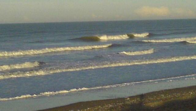 Surf report Grand Village - France (17) 2008-11-04 12:00:00
