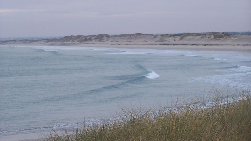 Surf report La Torche - France (29) 2008-11-04 12:00:00
