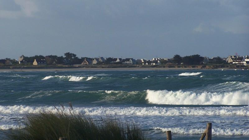 Surf report Pors Carn - France (29) 2008-11-07 12:00:00