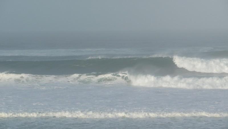 Surf report Cap-Ferret - Plage de L'Horizon - France (33) 2008-11-08 12:00:00