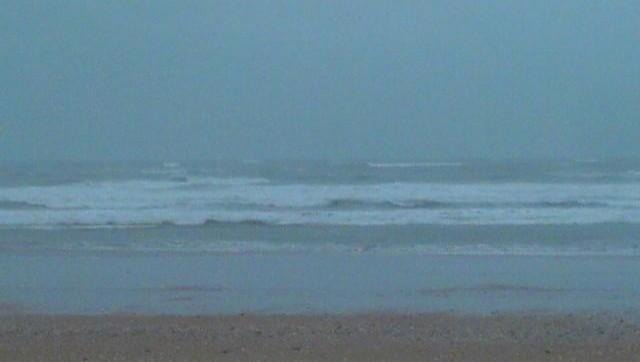 Surf report Grand Village - France (17) 2008-11-10 12:00:00