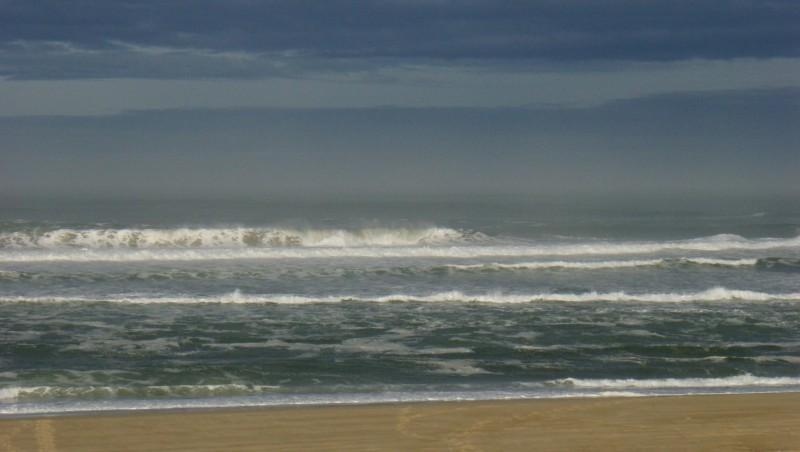 Surf report Seignosse - Les Bourdaines - France (40) 2008-11-10 12:00:00