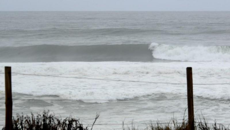 Surf report Seignosse - Les Bourdaines - France (40) 2008-11-11 12:00:00