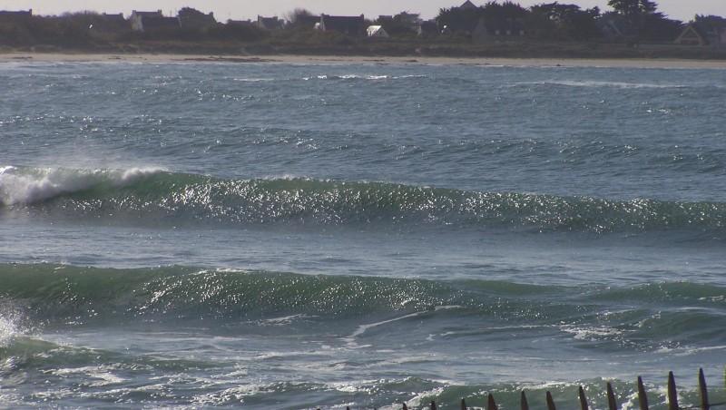 Surf report Pors Carn - France (29) 2008-11-12 12:00:00
