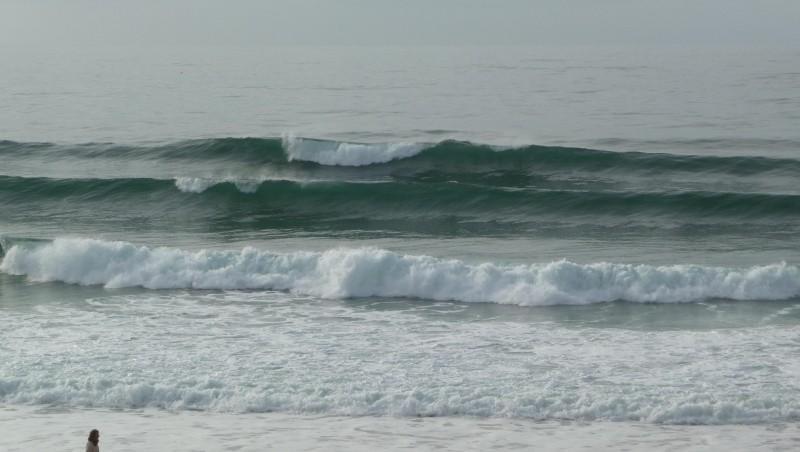 Surf report Cap-Ferret - Plage de L'Horizon - France (33) 2008-11-13 12:00:00