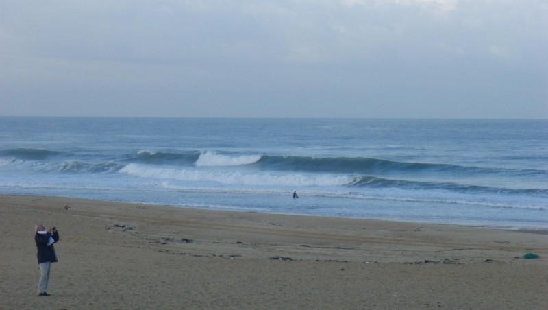 Surf report Hossegor - La Nord - France (40) 2008-11-13 12:00:00