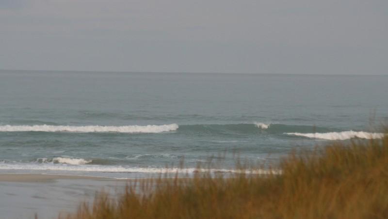 Surf report Tronoën - France (29) 2008-11-13 12:00:00