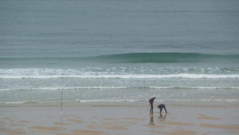 Surf report Cap-Ferret - Plage de L'Horizon - France (33) 2008-11-15 12:00:00
