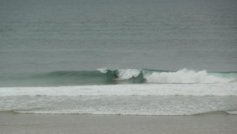 Surf report Cap-Ferret - Plage de L'Horizon - France (33) 2008-11-16 12:00:00