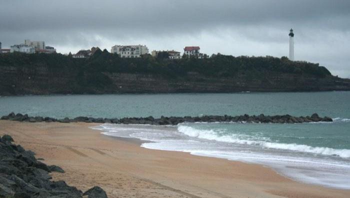Surf report Anglet VVF - France (64) 2008-11-18 12:00:00