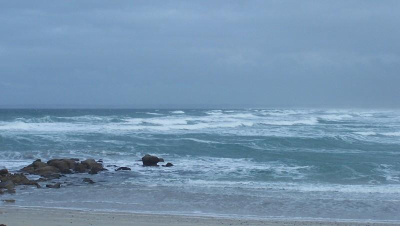 Surf report La Torche - France (29) 2008-11-18 12:00:00