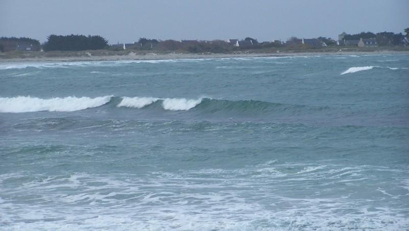 Surf report Pors Carn - France (29) 2008-11-18 12:00:00