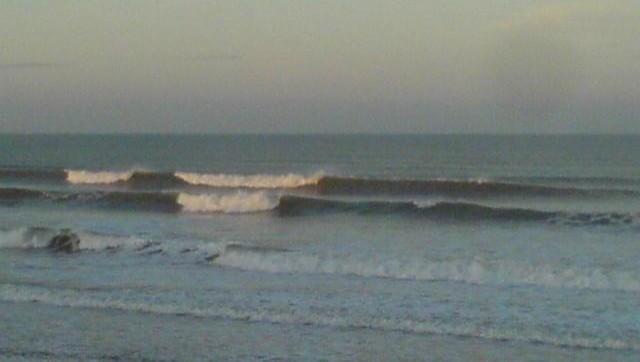Surf report Grand Village - France (17) 2008-11-19 12:00:00