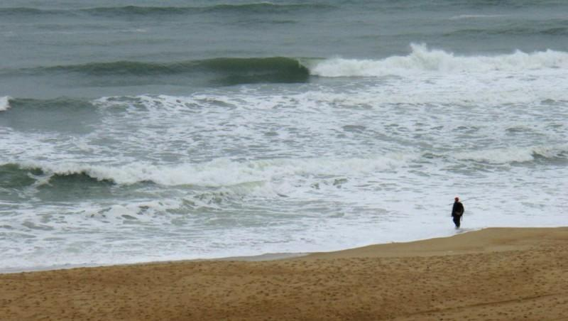 Surf report Seignosse - Les Casernes - France (40) 2008-11-19 12:00:00