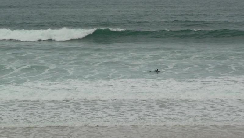 Surf report Cap-Ferret - Plage de L'Horizon - France (33) 2008-11-20 12:00:00