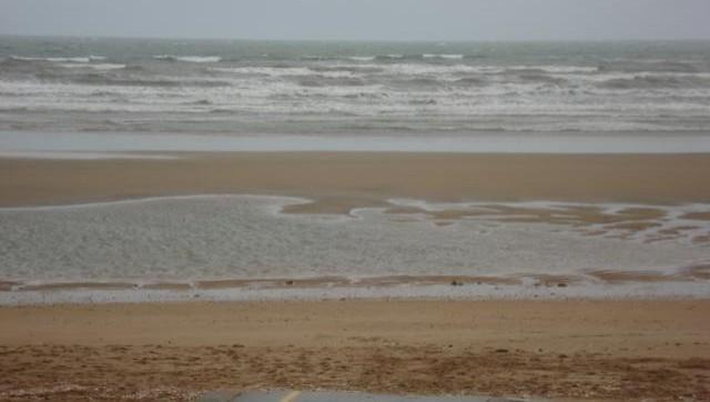 Surf report Le Menhir - France (14) 2008-11-21 12:00:00
