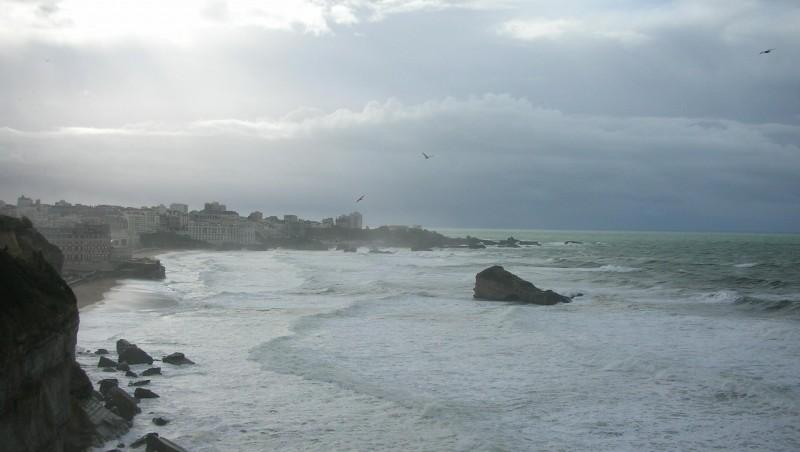 Surf report Biarritz - Grande Plage - France (64) 2008-11-24 12:00:00