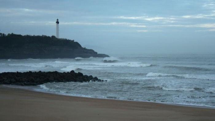 Surf report Anglet VVF - France (64) 2008-11-26 12:00:00