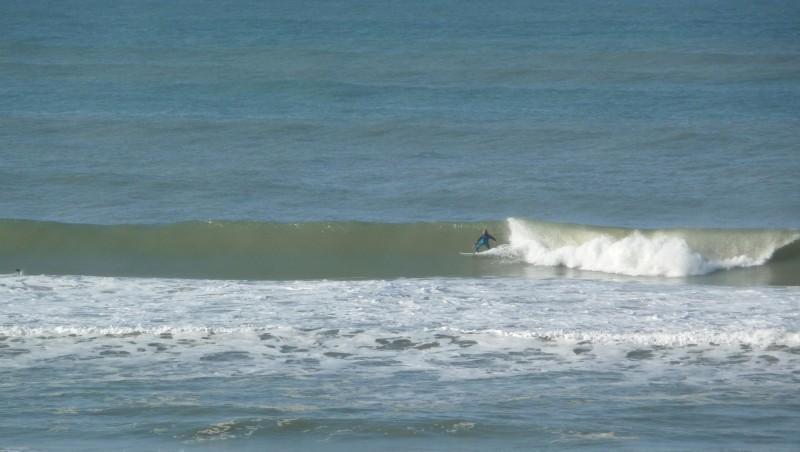Surf report Cap-Ferret - Plage de L'Horizon - France (33) 2008-11-26 12:00:00