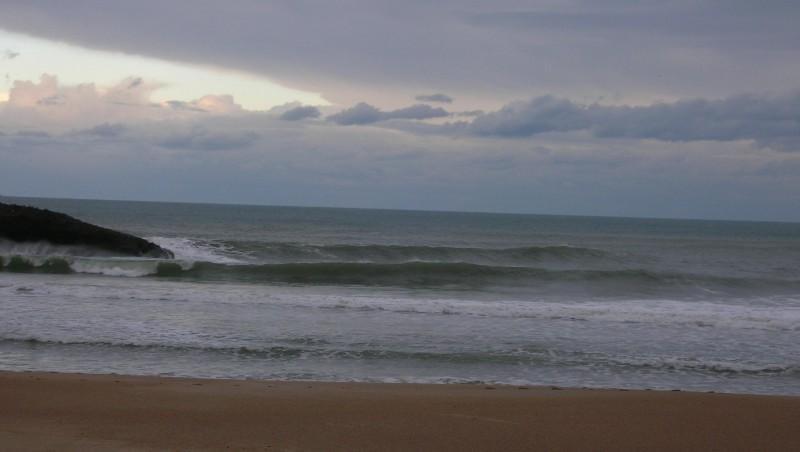 Surf report Biarritz - Grande Plage - France (64) 2008-11-29 12:00:00