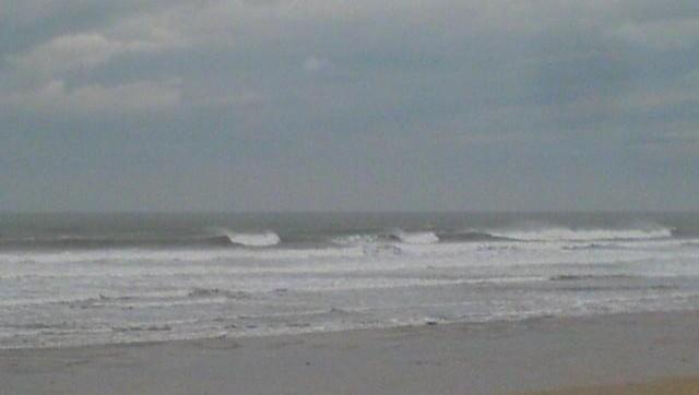 Surf report Grand Village - France (17) 2008-11-29 12:00:00
