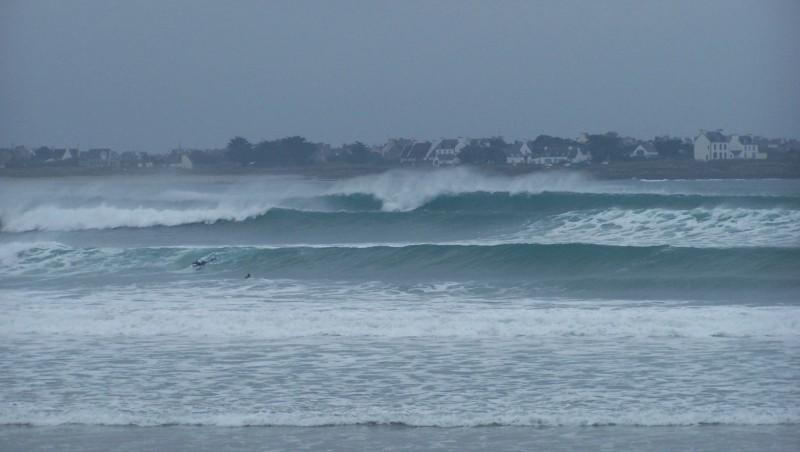 Surf report Pors Carn - France (29) 2008-11-29 12:00:00
