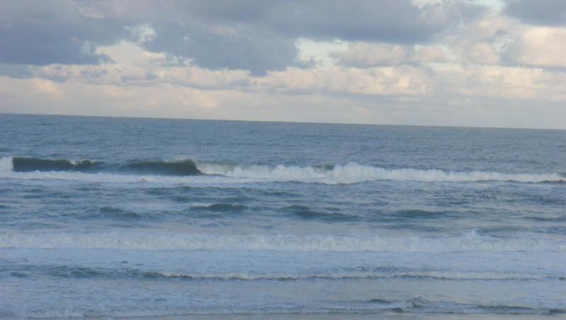 Surf report Seignosse - Les Bourdaines - France (40) 2008-12-02 12:00:00