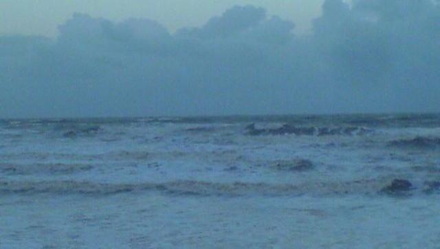Surf report Grand Village - France (17) 2008-12-03 12:00:00