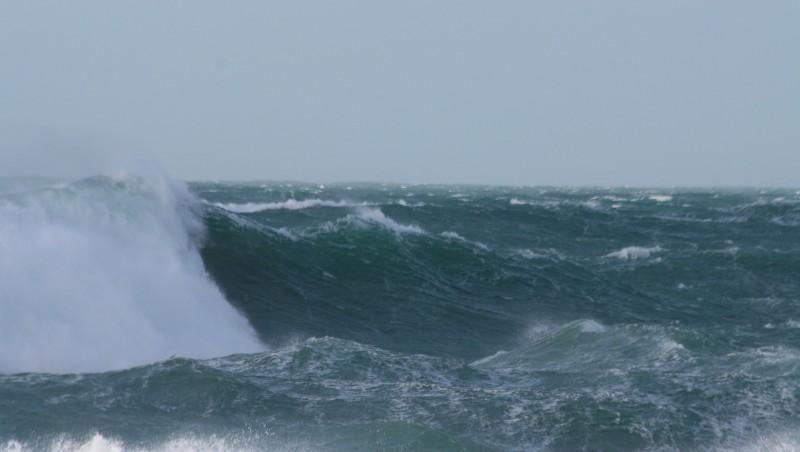 Surf report Pors Carn - France (29) 2008-12-05 12:00:00