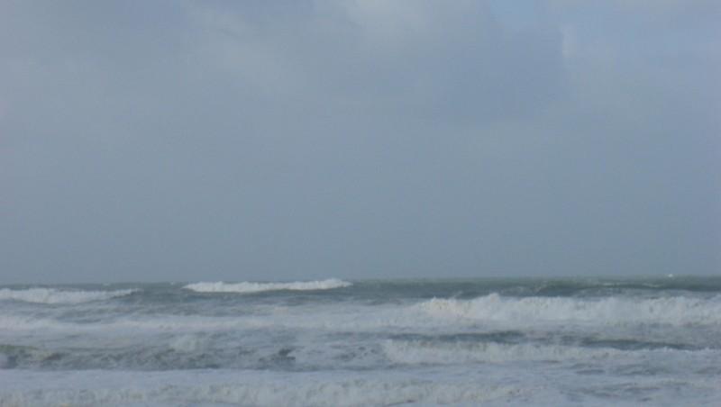 Surf report Seignosse - Les Casernes - France (40) 2008-12-05 12:00:00