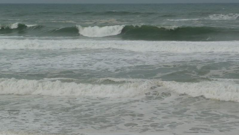 Surf report Cap-Ferret - Plage de L'Horizon - France (33) 2008-12-06 12:00:00