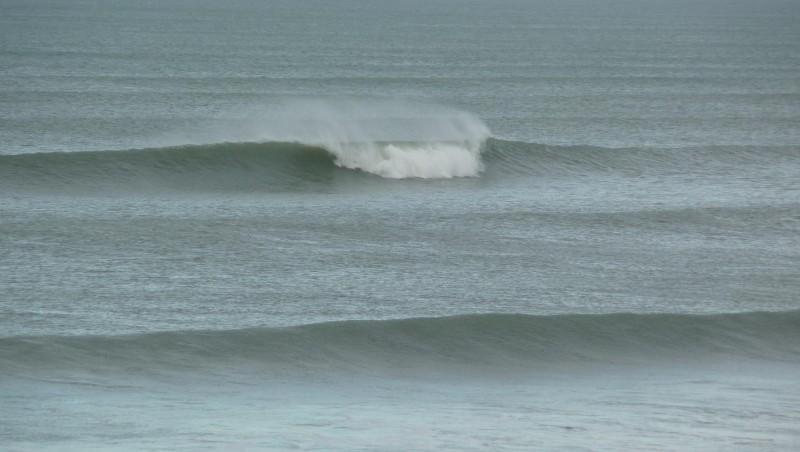 Surf report Cap-Ferret - Plage de L'Horizon - France (33) 2008-12-07 12:00:00