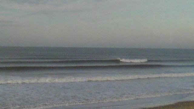 Surf report Grand Village - France (17) 2008-12-07 12:00:00