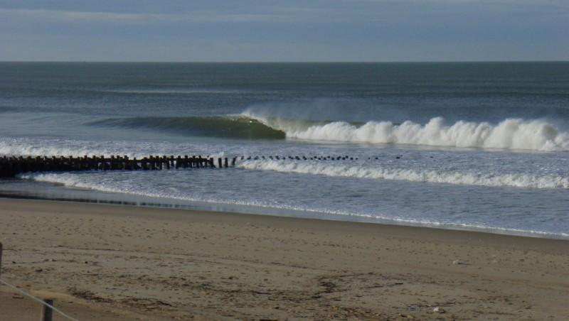 Surf report Seignosse - Les Casernes - France (40) 2008-12-07 12:00:00